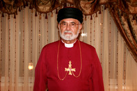 HIs Holiness Mar Dinkha IV
