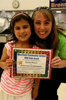 Emma's School Award May 17, 2013