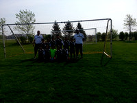 Dragons Soccer Club May 18, 2013