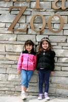 Emma & Magaret at Lincoln Park Zoo.  May 9, 2011