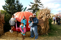 Gebberts Pumpkins Patch 10292011