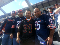 Bears Game - Oct 6, 2013