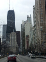 Downtown Chicago March 27, 2013